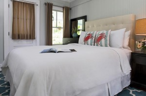 The Osprey Suite bed