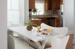 The Osprey Suite kitchen