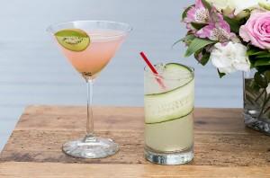 Shelter Island Tavern cocktails