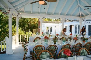 The Shelter Island Restaurant is perfect for events
