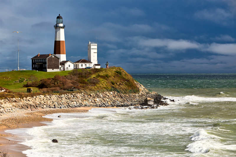 montauk-lighthouse on Long Island